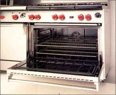 Convection Oven - Model shown is 59