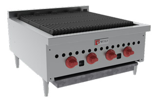Wolf Char-Broiler