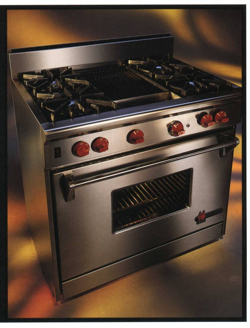 Wolf gas range island Rangetop Click Here To See Large Wolf 36
