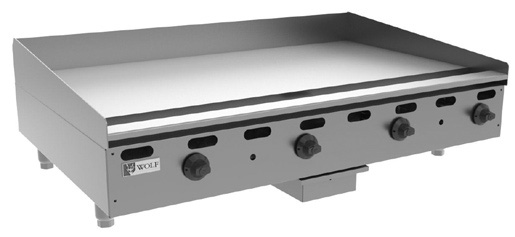 Wolf Agm48 Achiever Griddle