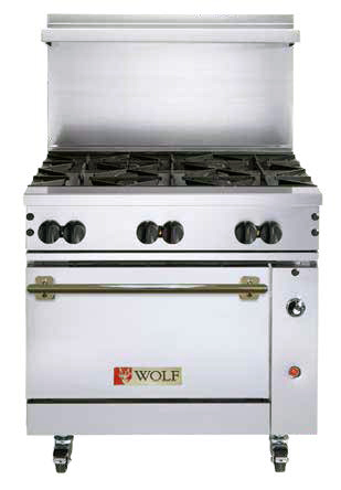 challenger xl wolf range commercial restaurant stoves rh wolfstoves com Tiger Owners Tiger Owners