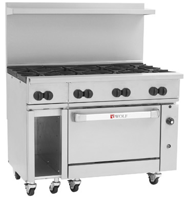 Challenger XL 48 inch with single oven