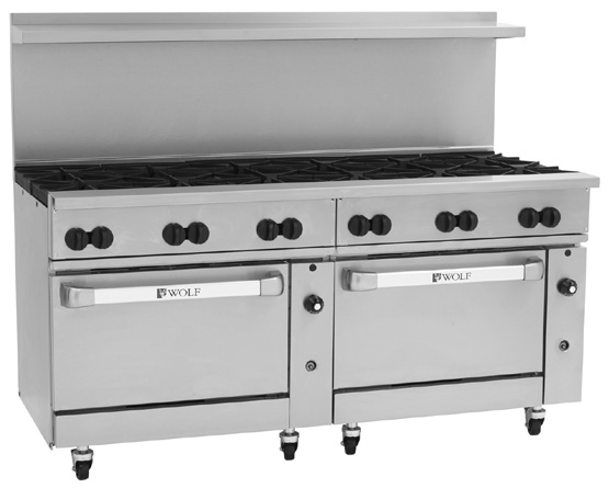 "Challenger XL 72"" with 12 burners"