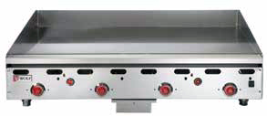 Wolf ASA48 thermostatically controlled Griddle