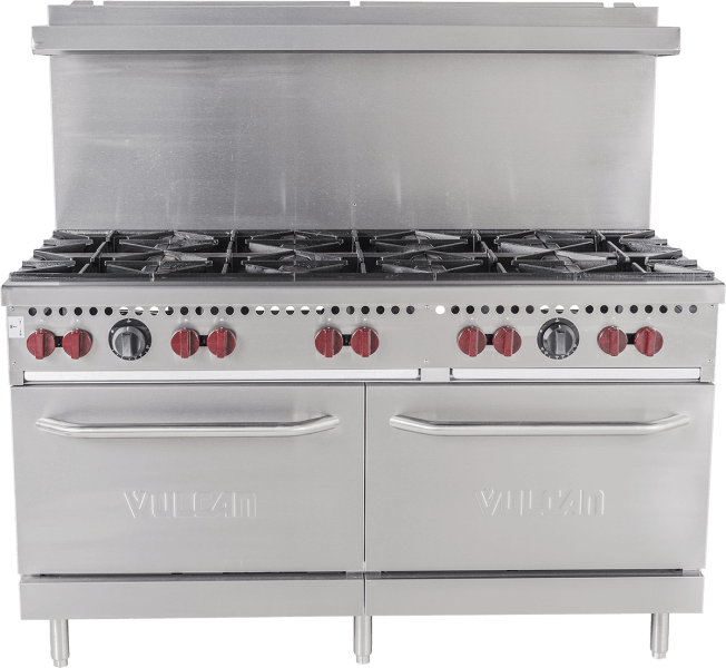 Vulcan/Wolf Economy SX60 with 10 burners